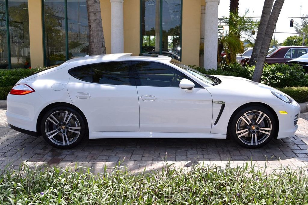 2012 Porsche Panamera 2012 Porsche Panamera (PDK Transmission) with only 46,253 miles! - 17540969 - 13