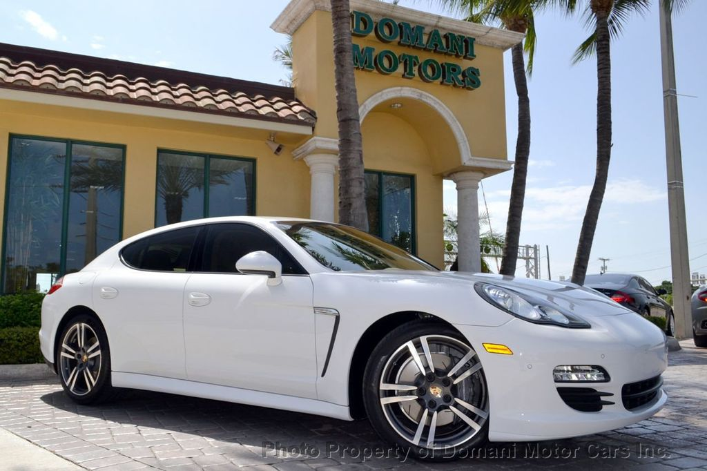2012 Porsche Panamera 2012 Porsche Panamera (PDK Transmission) with only 46,253 miles! - 17540969 - 14