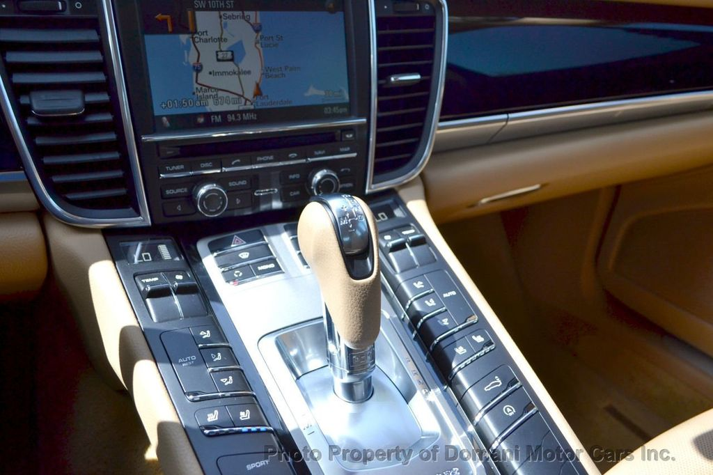2012 Porsche Panamera 2012 Porsche Panamera (PDK Transmission) with only 46,253 miles! - 17540969 - 30