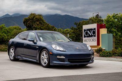 Used Porsche Panamera At Cnc Motors Inc Serving Upland Ca