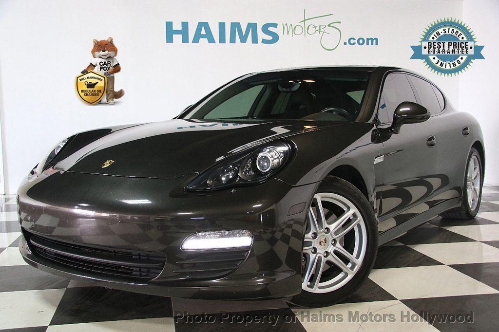 2012 Porsche Panamera 4dr Hatchback S - 17409662 - 0