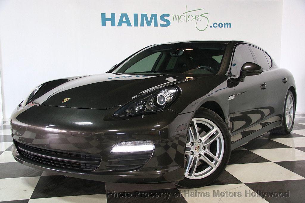 2012 Porsche Panamera 4dr Hatchback S - 17409662 - 1