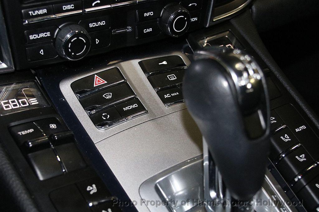 2012 Porsche Panamera 4dr Hatchback S - 17409662 - 22