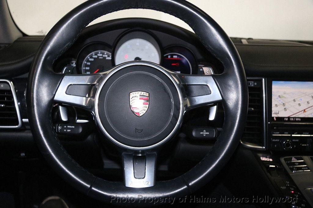2012 Porsche Panamera 4dr Hatchback S - 17409662 - 26