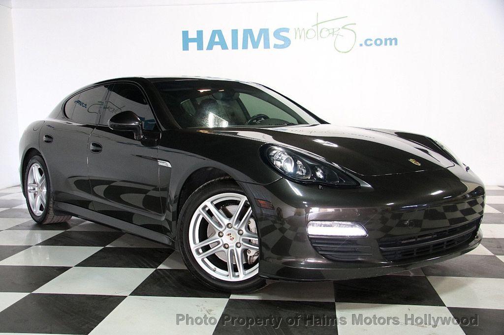 2012 Porsche Panamera 4dr Hatchback S - 17409662 - 3