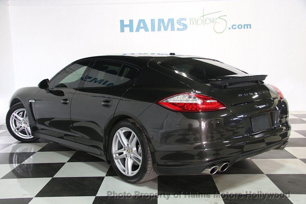 2012 Porsche Panamera 4dr Hatchback S - 17409662 - 4