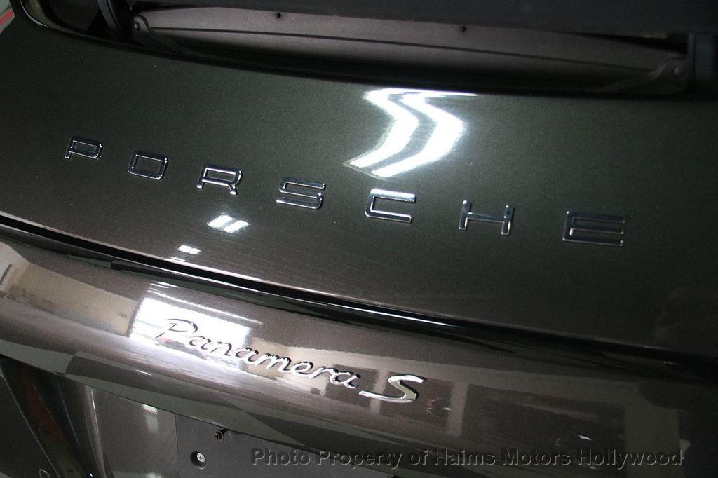 2012 Porsche Panamera 4dr Hatchback S - 17409662 - 7