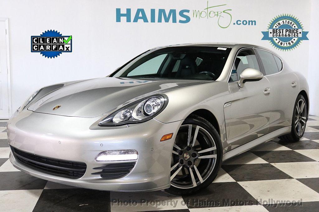 2012 Porsche Panamera 4dr Hatchback S - 18491776 - 0