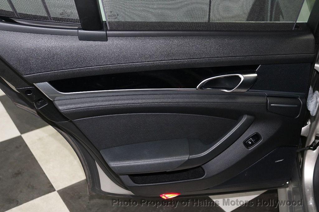 2012 Porsche Panamera 4dr Hatchback S - 18491776 - 11