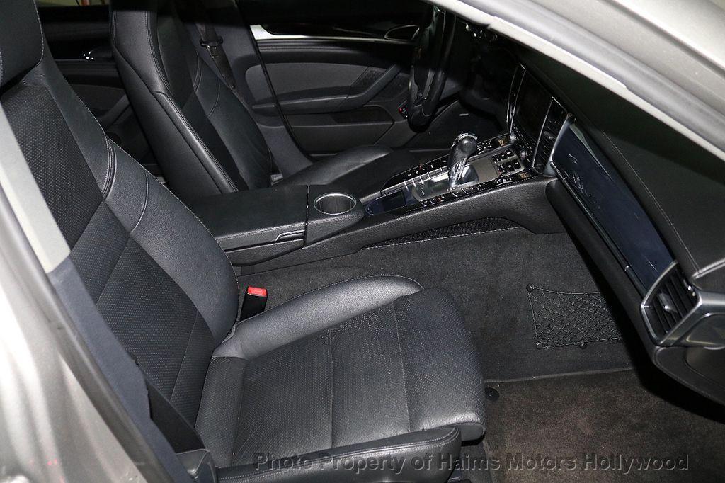 2012 Porsche Panamera 4dr Hatchback S - 18491776 - 14