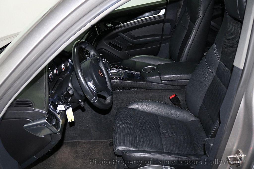 2012 Porsche Panamera 4dr Hatchback S - 18491776 - 17
