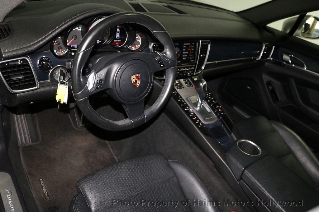 2012 Porsche Panamera 4dr Hatchback S - 18491776 - 18
