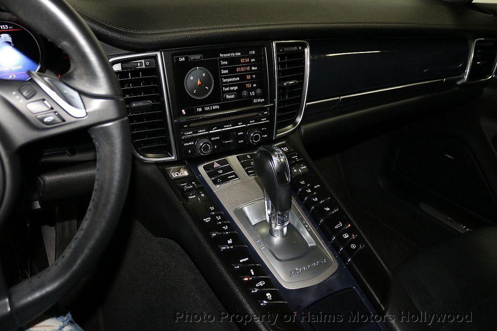 2012 Porsche Panamera 4dr Hatchback S - 18491776 - 20