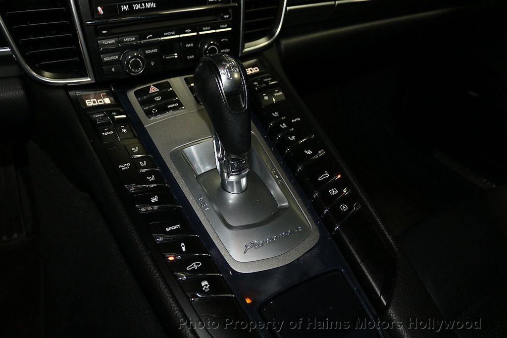 2012 Porsche Panamera 4dr Hatchback S - 18491776 - 24