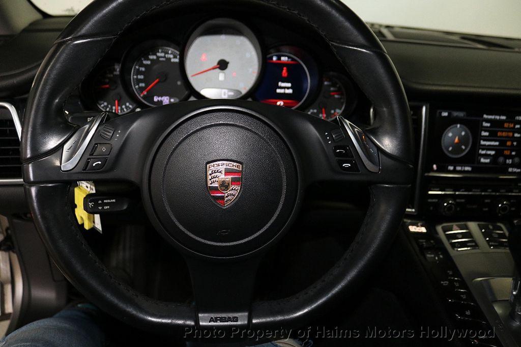 2012 Porsche Panamera 4dr Hatchback S - 18491776 - 29