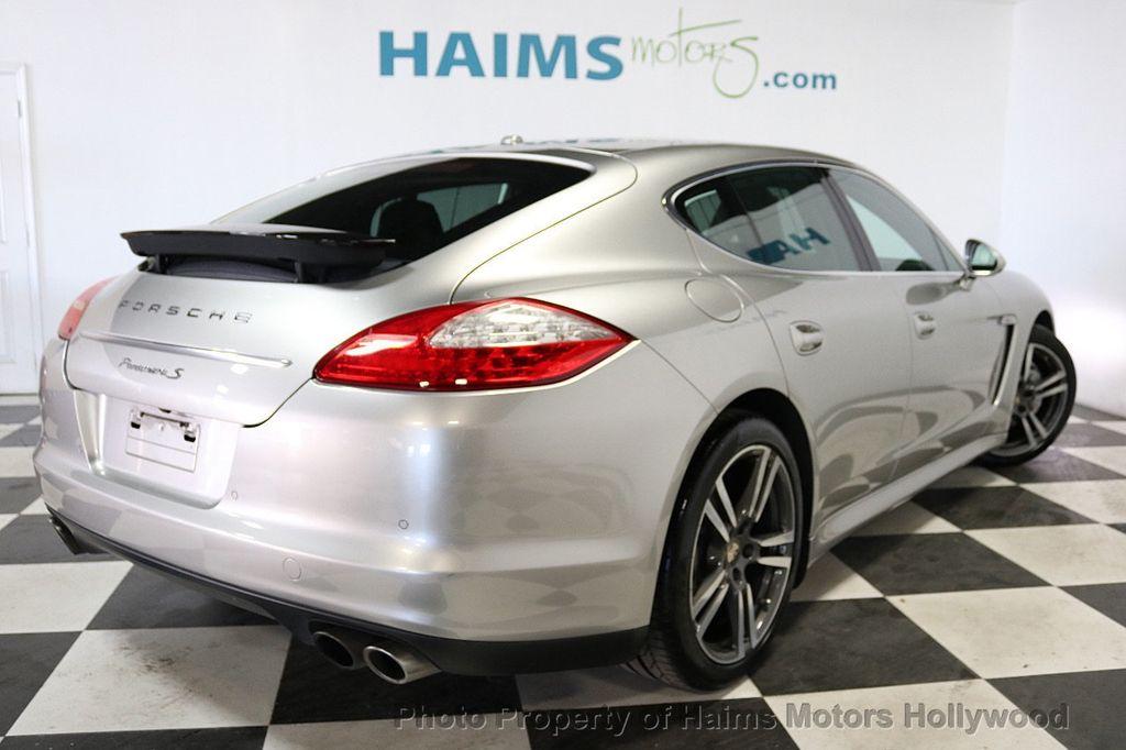 2012 Porsche Panamera 4dr Hatchback S - 18491776 - 6