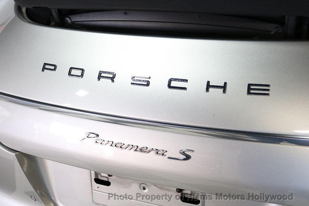 2012 Porsche Panamera 4dr Hatchback S - 18491776 - 7