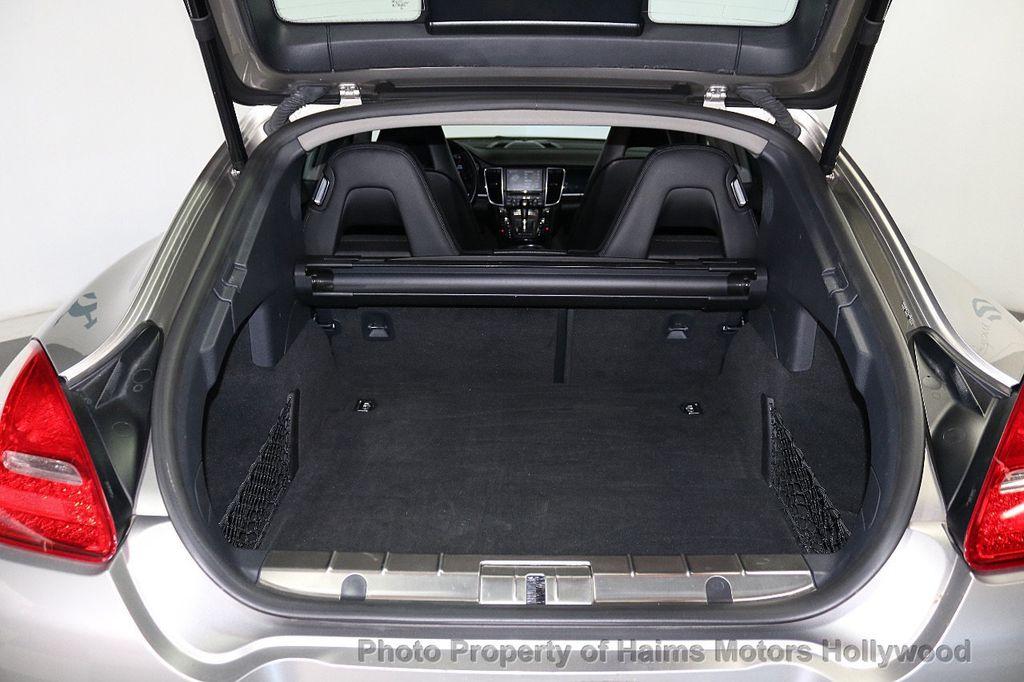 2012 Porsche Panamera 4dr Hatchback S - 18491776 - 8