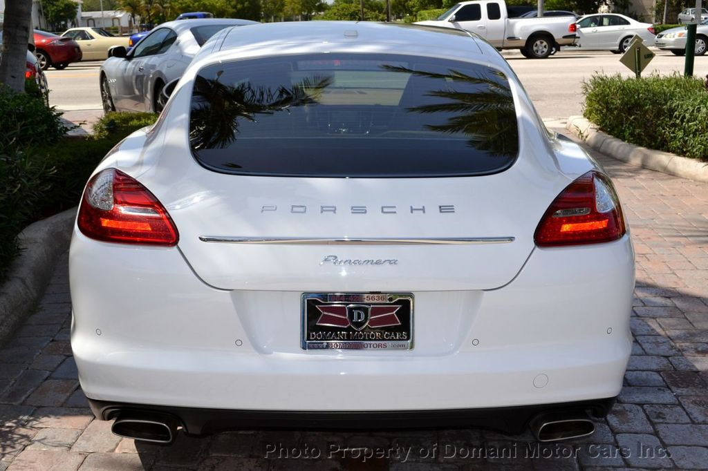 2012 Porsche Panamera OWN for JUST $414/MONTH! Only 49,836 miles! PDK! - 17540969 - 9