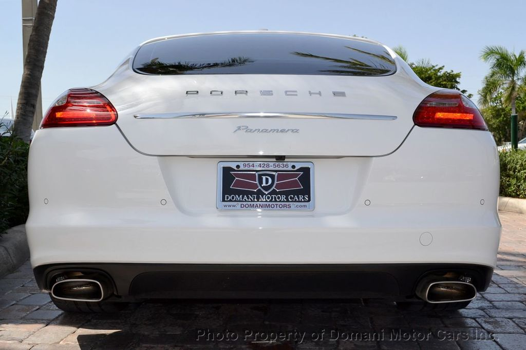 2012 Porsche Panamera OWN for JUST $414/MONTH! Only 49,836 miles! PDK! - 17540969 - 10