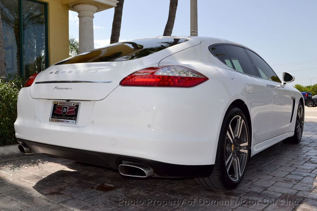 2012 Porsche Panamera OWN for JUST $414/MONTH! Only 49,836 miles! PDK! - 17540969 - 12