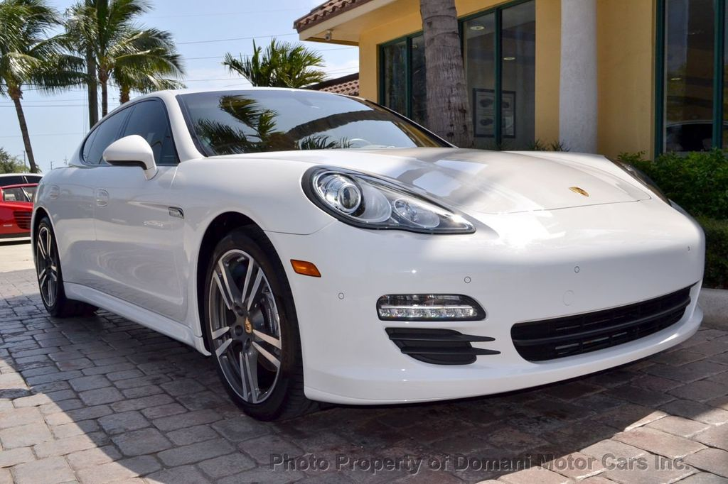 2012 Porsche Panamera OWN for JUST $414/MONTH! Only 49,836 miles! PDK! - 17540969 - 17