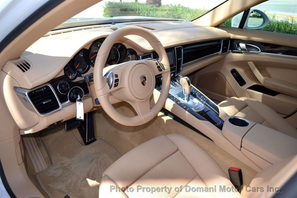 2012 Porsche Panamera OWN for JUST $414/MONTH! Only 49,836 miles! PDK! - 17540969 - 23