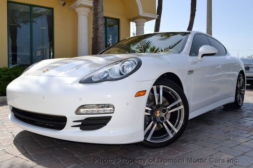 2012 Porsche Panamera OWN for JUST $414/MONTH! Only 49,836 miles! PDK! - 17540969 - 3