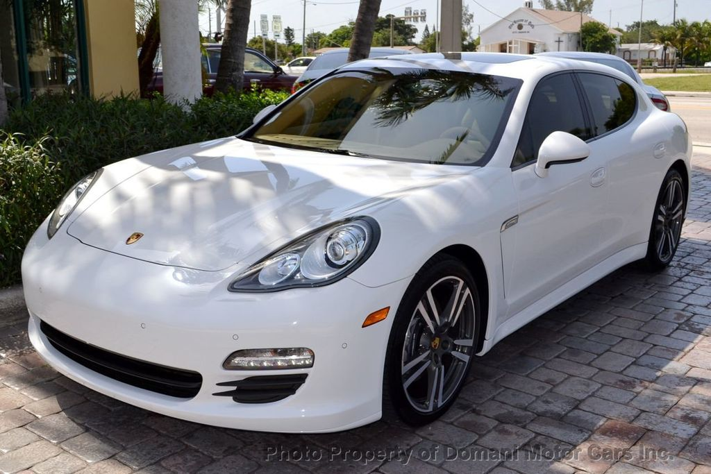 2012 Porsche Panamera OWN for JUST $414/MONTH! Only 49,836 miles! PDK! - 17540969 - 4