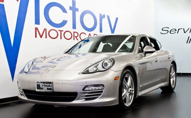 2012 Porsche PANAMERA 4  - Click to see full-size photo viewer
