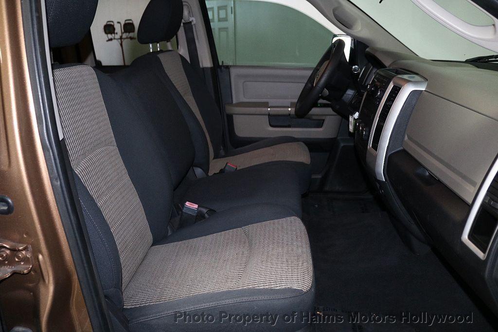 "2012 Ram 1500 2WD Quad Cab 140.5"" SLT - 18542226 - 13"