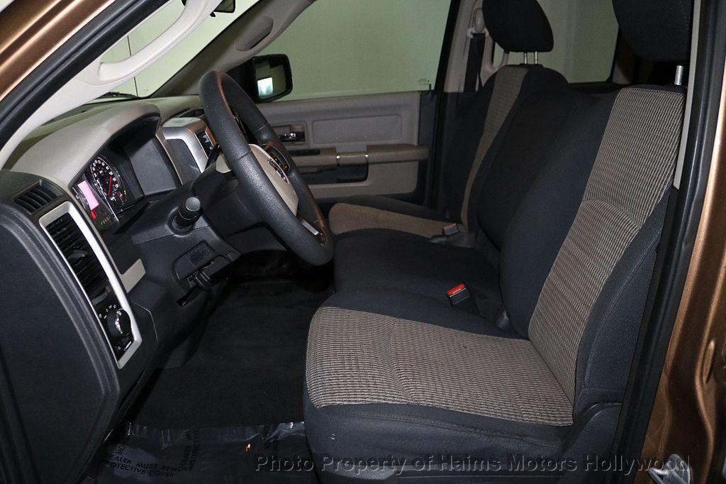 "2012 Ram 1500 2WD Quad Cab 140.5"" SLT - 18542226 - 16"