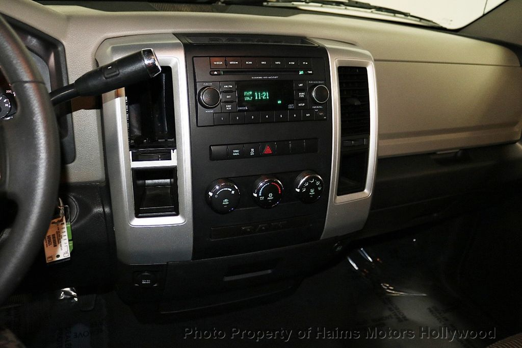 "2012 Ram 1500 2WD Quad Cab 140.5"" SLT - 18542226 - 18"