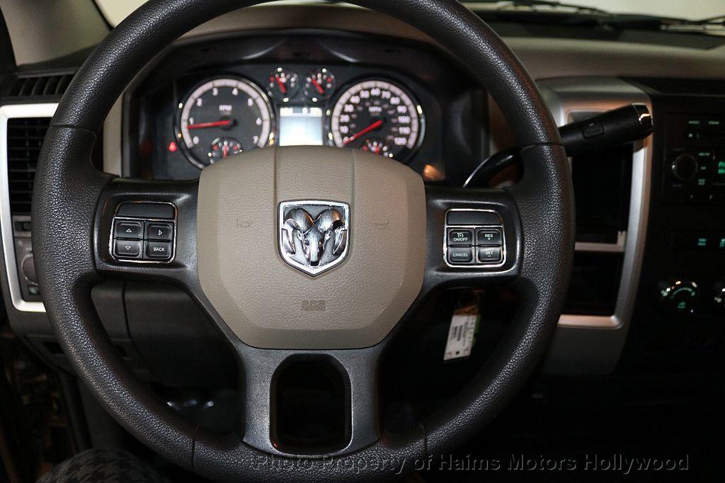 "2012 Ram 1500 2WD Quad Cab 140.5"" SLT - 18542226 - 26"