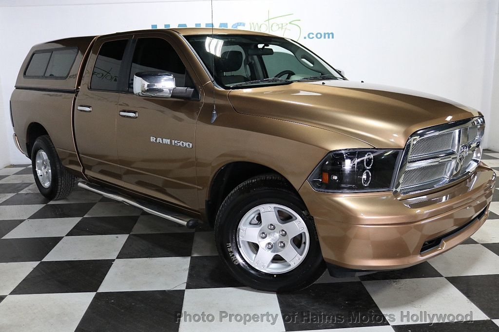 "2012 Ram 1500 2WD Quad Cab 140.5"" SLT - 18542226 - 3"