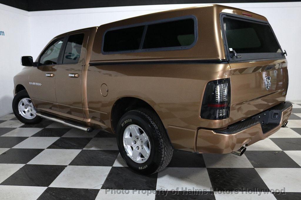 "2012 Ram 1500 2WD Quad Cab 140.5"" SLT - 18542226 - 4"