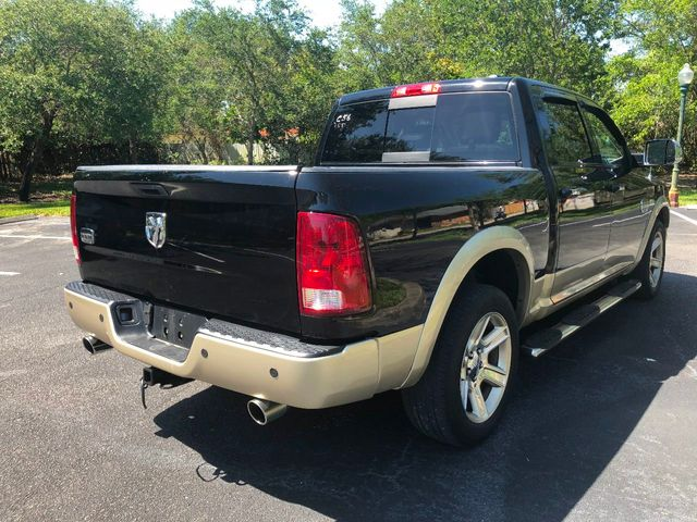 "2012 Ram 1500 4WD Crew Cab 140.5"" Laramie Longhorn Edition - Click to see full-size photo viewer"