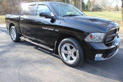 2012 Ram 1500 CREW CAB SPORT 4x4 W/ NEW TIRES Truck