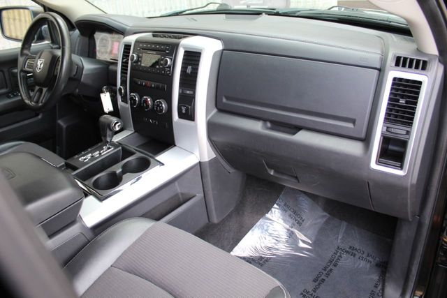2012 Ram 1500 CREW CAB SPORT 4x4 W/ NEW TIRES - Click to see full-size photo viewer