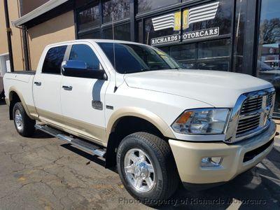 "2012 Ram 2500 4WD Crew Cab 149"" Laramie Longhorn"
