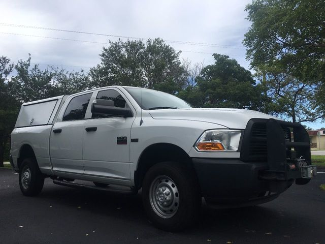 """2012 Ram 2500 4WD Crew Cab 149"""" ST - Click to see full-size photo viewer"""