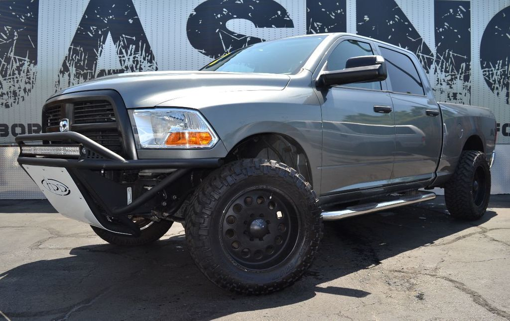 2012 Ram 2500 RAM 2500 Crew Cab 4X4 Diesel  - 17870345 - 0
