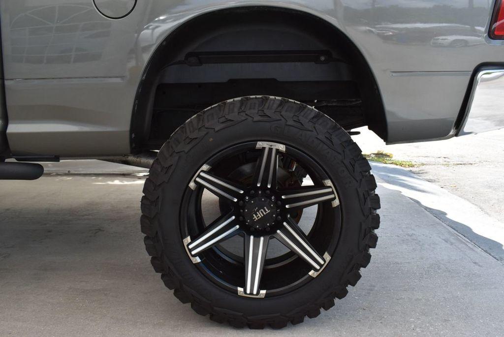 "2012 Ram 2500 SLT 5"" Rough Country Lift Kit 20"" Custom Wheels - 18178065 - 9"