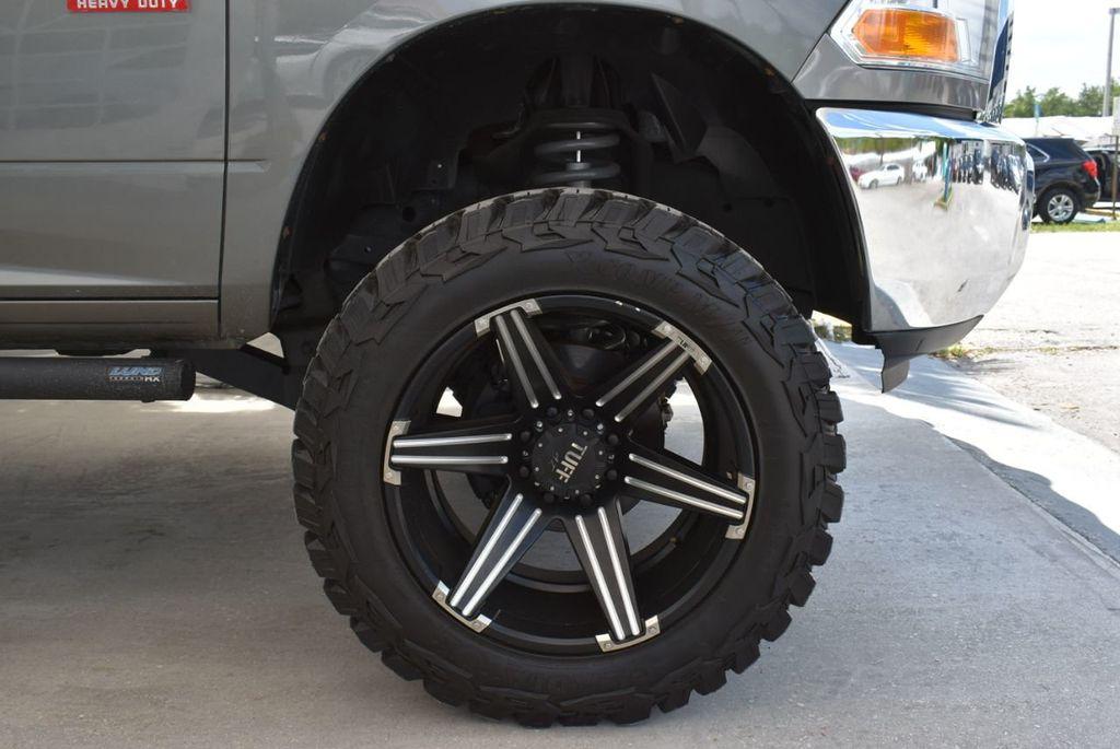 "2012 Ram 2500 SLT 5"" Rough Country Lift Kit 20"" Custom Wheels - 18178065 - 11"