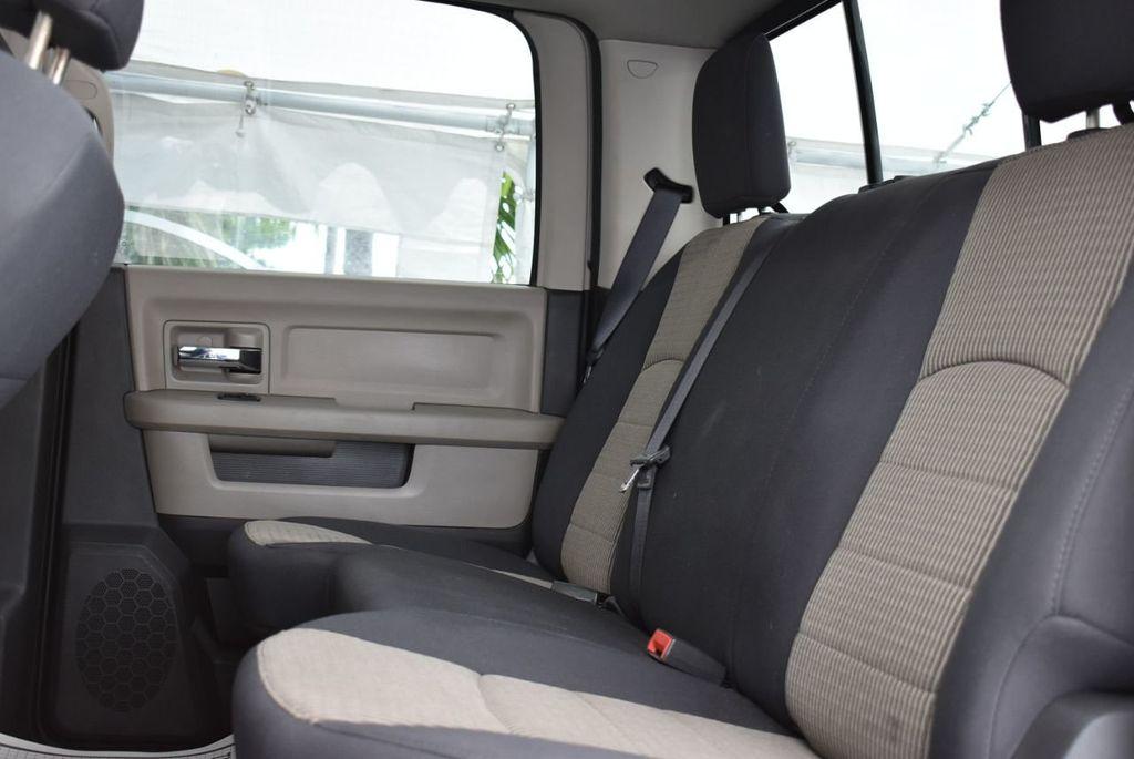"2012 Ram 2500 SLT 5"" Rough Country Lift Kit 20"" Custom Wheels - 18178065 - 12"