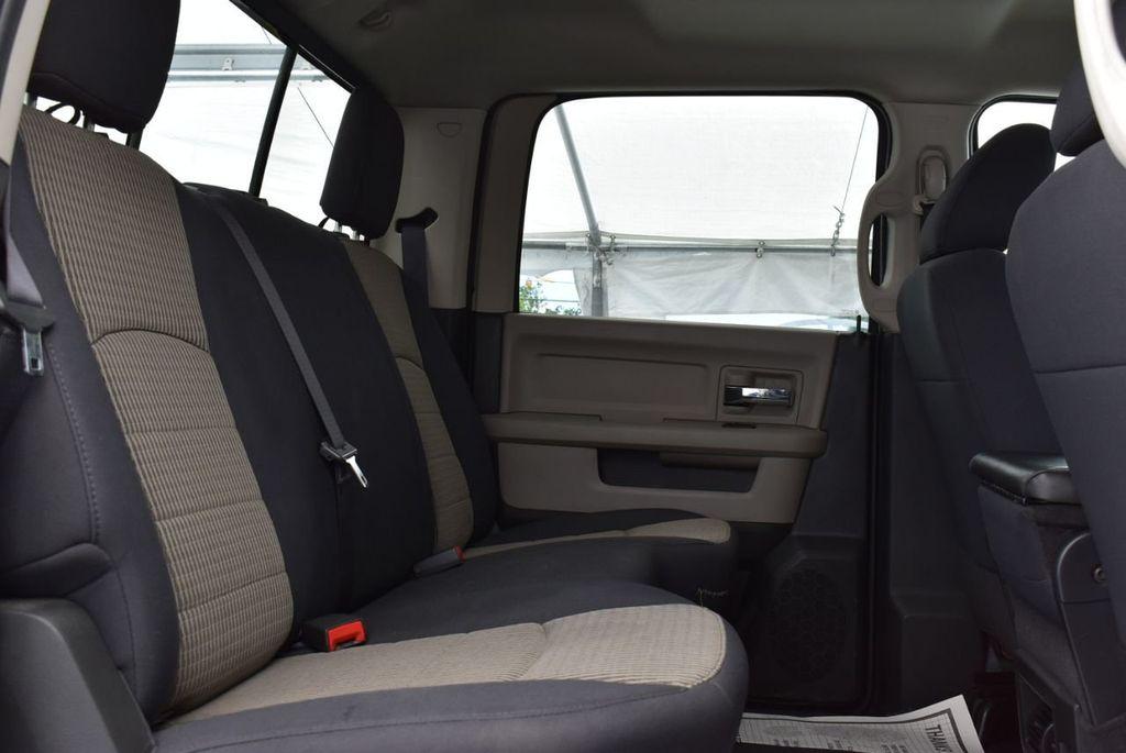 "2012 Ram 2500 SLT 5"" Rough Country Lift Kit 20"" Custom Wheels - 18178065 - 18"