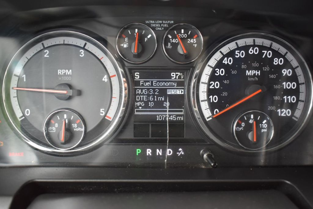 "2012 Ram 2500 SLT 5"" Rough Country Lift Kit 20"" Custom Wheels - 18178065 - 20"