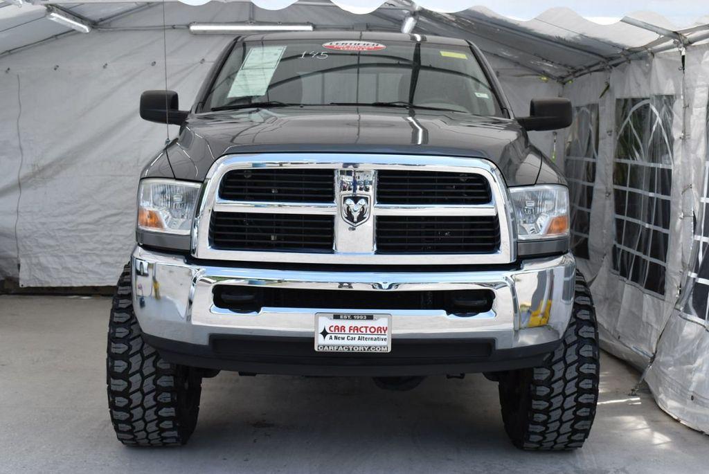 "2012 Ram 2500 SLT 5"" Rough Country Lift Kit 20"" Custom Wheels - 18178065 - 3"