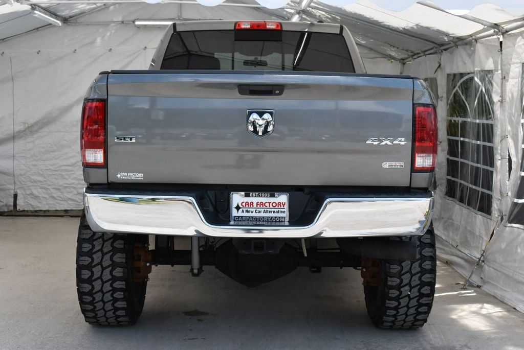 "2012 Ram 2500 SLT 5"" Rough Country Lift Kit 20"" Custom Wheels - 18178065 - 7"