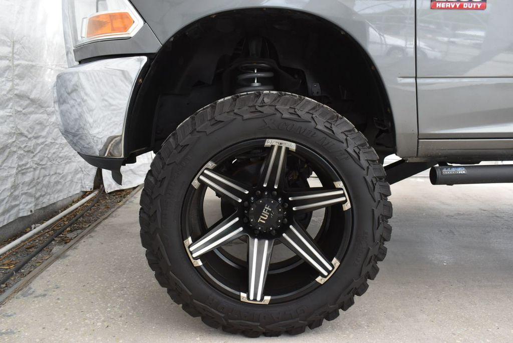 "2012 Ram 2500 SLT 5"" Rough Country Lift Kit 20"" Custom Wheels - 18178065 - 8"